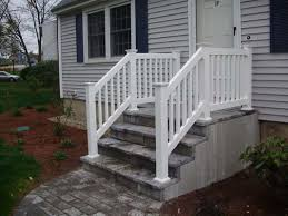 Outside Banister Railings Modest Innovative Exterior Stair Railings Railings Exterior Stairs