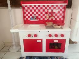 tchibo küche spielküche kinderküche holz retro tchibo küche rot in rheinland