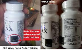 ciri vimax asli dan palsu toko obat bekasi