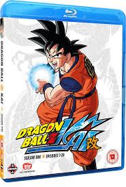 dragon ball dragon ball z kai season 1 episodes 1 26 blu ray amazon co uk