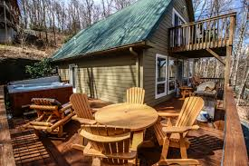 appalachian ski mountain cabins blue ridge vacation cabins