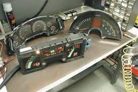 1986 Corvette Interior Parts Corvette Gauge Clusters How To Solve C4 And C5 Instrument Panel