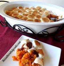 baked sweet potato casserole the southern cooks