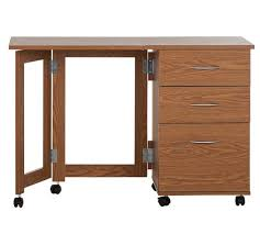 Space Saving Office Desks Buy Home Dino 2 Drawer Space Saving Office Desk Oak Effect At