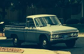 Check Out This Rare 1972 Mazda B1800 Pickup Truck Photo Of The