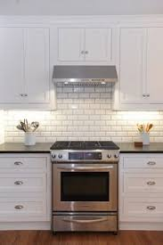 subway tile backsplash ideas for the kitchen what s your style of tile grey grout white subway tiles and grout