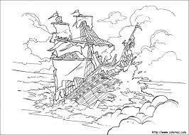 coloriage pirates les beaux dessins de personnages à imprimer et