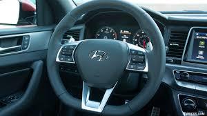 2018 hyundai sonata interior steering wheel hd wallpaper 119