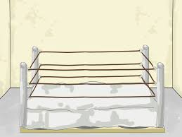 how to build a cheap wrestling ring 9 steps with pictures
