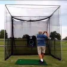 golf net indoor outdoor 10x10 driving practice netting diy frame