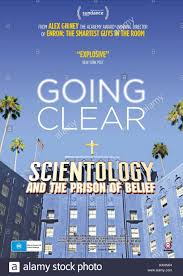 movie poster going clear scientology and the prison of belief