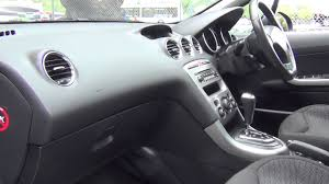 peugeot 308 touring peugeot 308 touring 1 6 turbo sport 2010 youtube