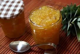 cuisiner des chayottes recette de marmelade ananas chayotte parfumée au gingembre