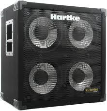 Hartke 410xl 4x10 400 Watt Bass Cabinet Sweetwater