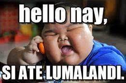 Hello Meme Funny - pinoy funny pictures hello nay si ate lumalandi