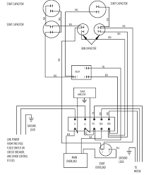 wiring diagrams water well control box pump start capacitor