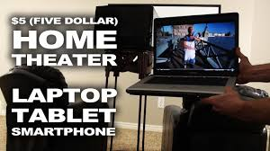 world no 1 home theater 5 makeshift home theater easy laptop mod youtube