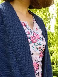 patron veste kimono modèle veste kimono petite sittelle