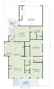 1st Floor Master House Plans Like The Floor Plan Reversed Without Garage Attached Master