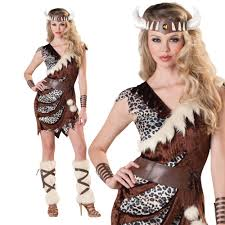 cavewoman halloween costumes caveman woman couples costume idea ladies barbarian or