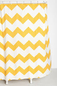 Yellow White Chevron Curtains Best 25 Chevron Shower Curtains Ideas On Pinterest Yellow