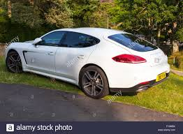 porsche panamera white porsche panamera car white side and back end sports supercar