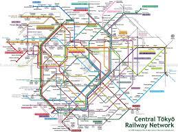 Metro Center Map by Metro Maps Interior Decorative Panels Textures