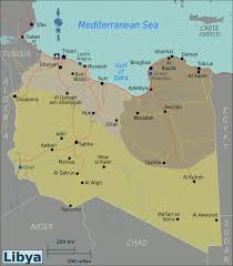 Map Of Benghazi Libya U2013 Travel Guide At Wikivoyage