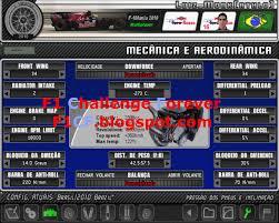 Challenge Setup F1 Challenge Forever Fórmula1 Tutorial Setups Do F1 Challenge