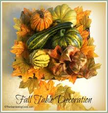 Fall Decorating Projects - junk art and home decor fall projects round up the gardening cook