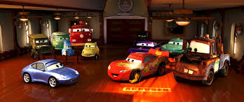 cars sally human cars 2006