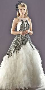 feather wedding dress adorable wedding dresses with feathers wedding ideas