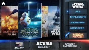 Backyard Fx Record With Stellar U0027star Wars U0027 Effects In Action Movie Fx