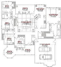 5 bedroom house plans 1 story beautiful 1 story 5 bedroom house plans new home plans design