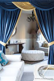 Blue Swag Valance Curtains Beautiful Things Beautiful Rose Gold Curtains Find This