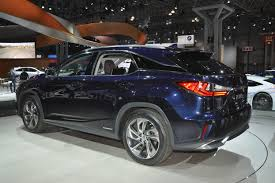 lexus new 2016 all new 2016 lexus rx makes global debut at the new york auto show