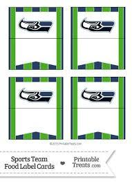Seahawks Decorations 68 Best Seattle Seahawks Printables Images On Pinterest Seattle