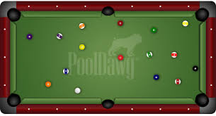 Pool Table Supplies by Size Does Matter Your Guide To Pool Tables Pool Cues And
