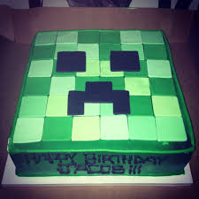minecraft cake they did a good job yelp