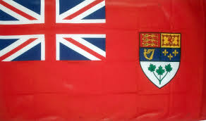 Giant Canadian Flag Canada Ww2 5 X 3 Flag