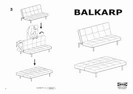 Balkarp Sofa Bed Instructions Sofas Decoration - Sofa bed assembly