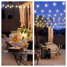 Outdoor Party Decorations by Backyard Party Ideas Outdoor Living Spaces Homes By Tradition