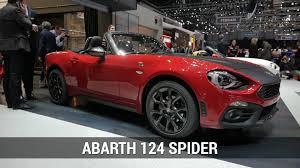 fiat spider vs miata 2017 fiat 124 spider abarth drivers notes autoblog
