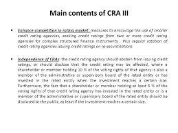 Seeking Ratings Credit Rating And Credit Rating Agencies Ppt