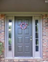 choosing exterior paint colors for brick homes best door colors for red brick home google search house