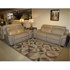 Power Reclining Sofa And Loveseat Sets Reclining Leather Power Sofa U0026 Loveseat Set Km 022 Sl Aleppo