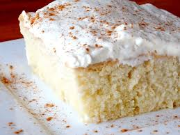 dairy free tres leches cake