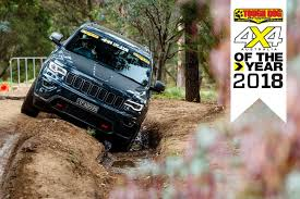 jeep grand cherokee trailhawk off road 4x4 of the year 2018 3 jeep grand cherokee trailhawk