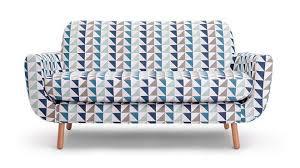 canapé sixties une décoration géométrique pour nos intérieurs