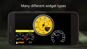 speedometer app android sim dashboard highly customizable companion app for android